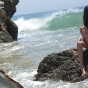 kendall-jenner-nick-saglimbeni-slickforce-beach-3