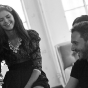 studio-kendall-jenner-slickforce-nick-saglimbeni-laughing