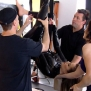 khloe-kardashian-odom-black-latex-sexy-shoot-slickforce-hanging-upside-down-stunt-team