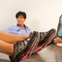 kim-kardashian-kris-jenner-skechers-shoe-shot