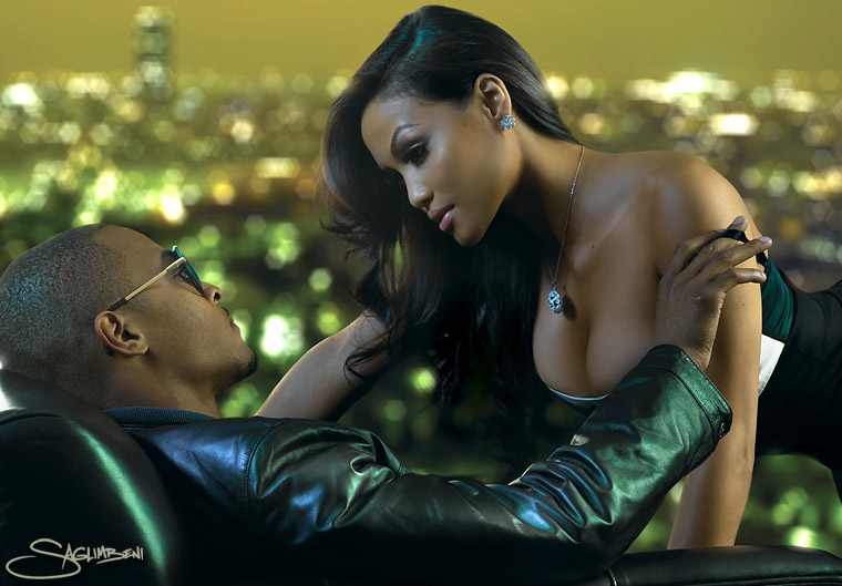 T.I. and Daphne Joy - City lights
