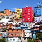 venezuela-colored-houses