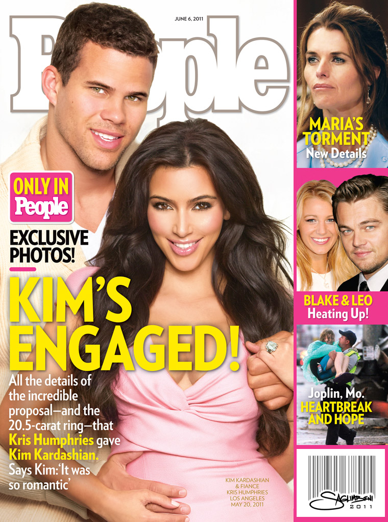 people-kim-kardashian-kris-humphries-nick-saglimbeni-photography-cover-engagement-ring-2011