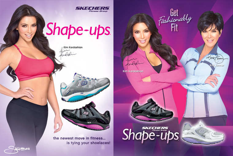 skechers-kim-kardashian-kris-jenner-nick-saglimbeni-shape-ups