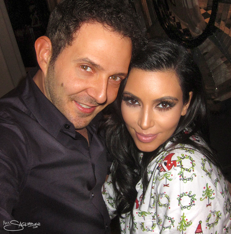 Celebrating a Landmark Year at Kris Jenner\'s Christmas Eve Party ...